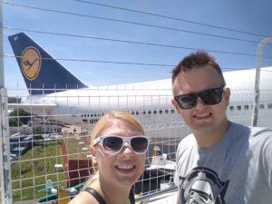 Boeing 747 w Muzeum Techniki w Spirze