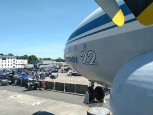 Antonov 22 - kadłub