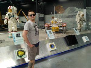 Muzeum Techniki - jedna z ekspozycji