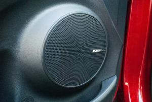 Hyundai Kona - nagłośnienie KRELL