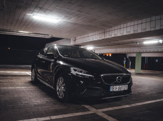 volvo v40 cross country test