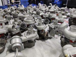 naprawa turbosprężarki